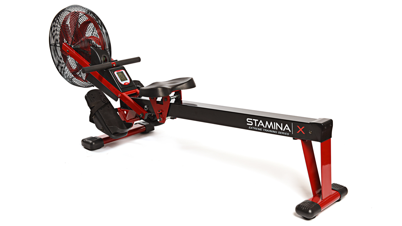 stamina x rowing machine
