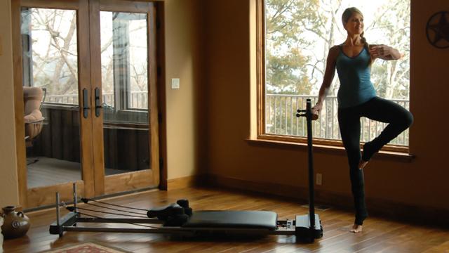 aero pilates workout manual pdf