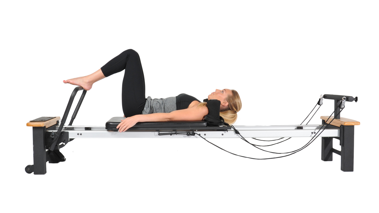 how to build a stand for the aeropilates reformer